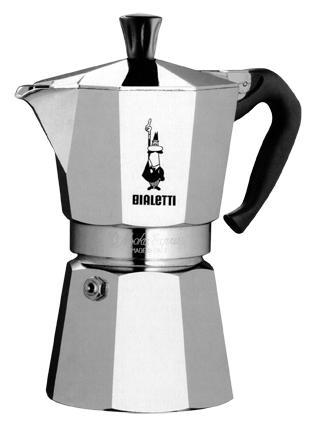 Καφετιέρα espresso 6 φλ. Bialetti Moka express