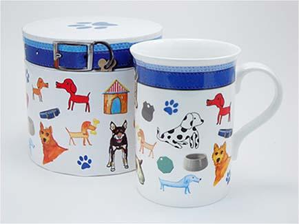 Κούπα πορσελάνη Best Friend bone china