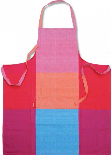 Ποδιά κουζίνας βαμβακερή με τσέπη Colour Caros