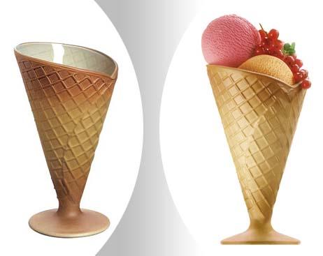 Ποτήρι παγωτού Cornetto biscotto