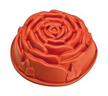 Φόρμα σιλικόνης τριαντάφυλλο Happy Flex Prochef 23 cm