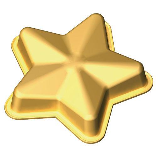 Φόρμα σιλικόνης αστέρι