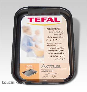 Ταψί ορθογώνιο 29x22 TEFAL Actua