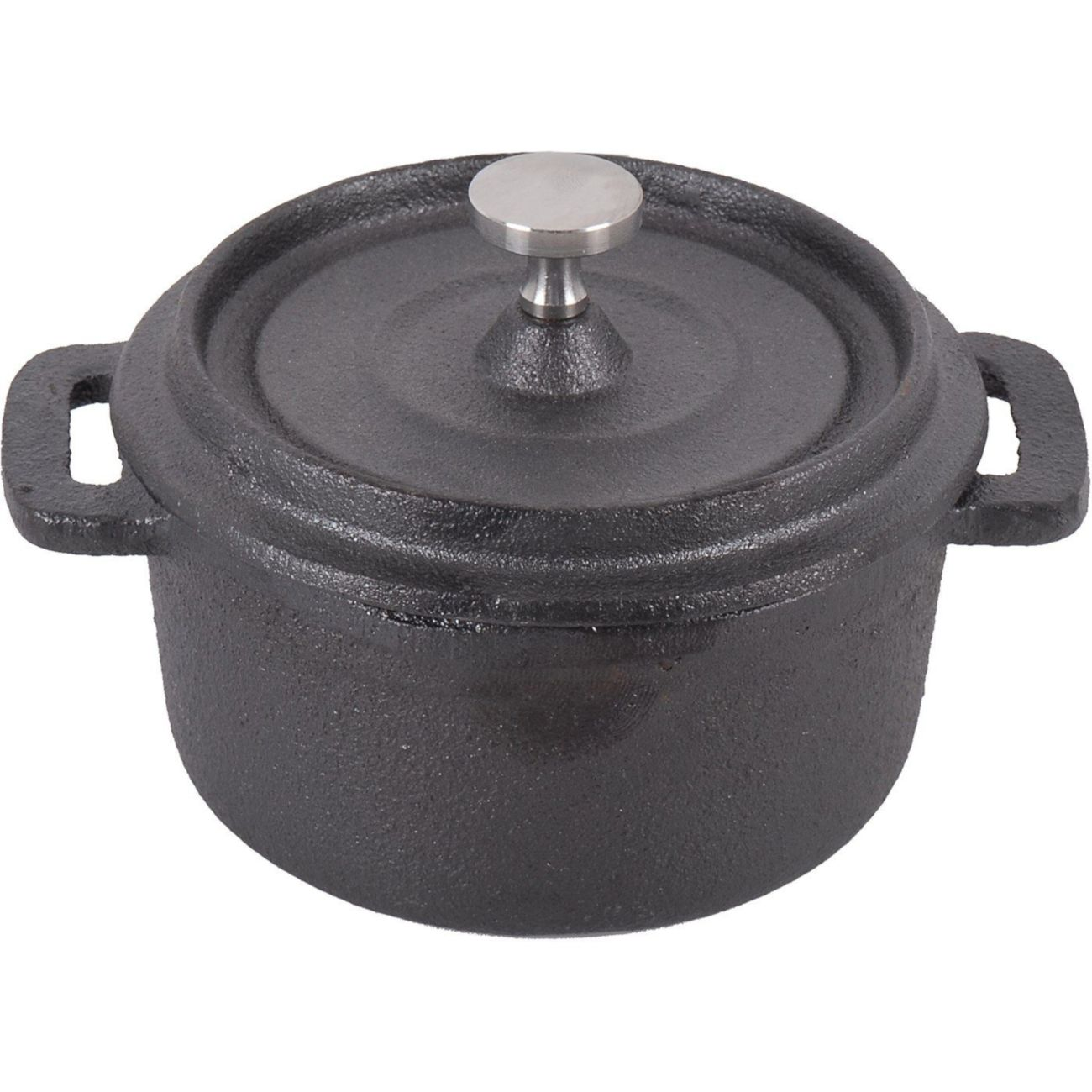 Cook κατσαρόλι μαντεμένιο με καπάκι 10 cm