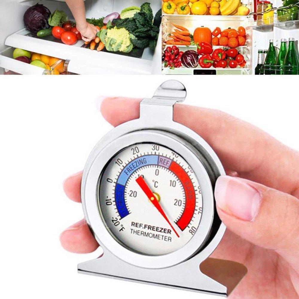 Θερμόμετρο ψυγείου-κατάψυξης μηχανικό