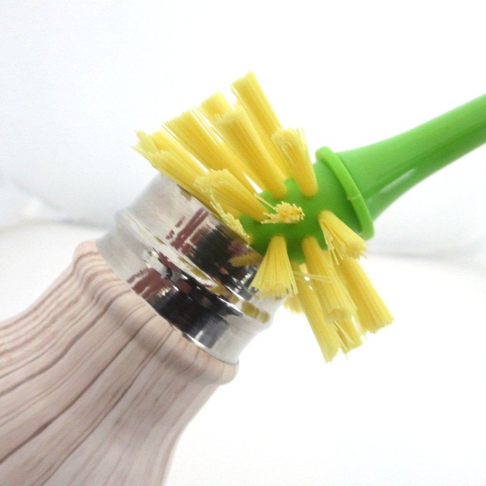 Flower Power βουρτσάκι για ποτήρια και μπουκάλια