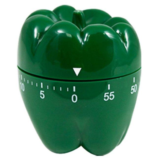 Χρονόμετρο κουρδιστό 60 min πράσινη πιπεριά