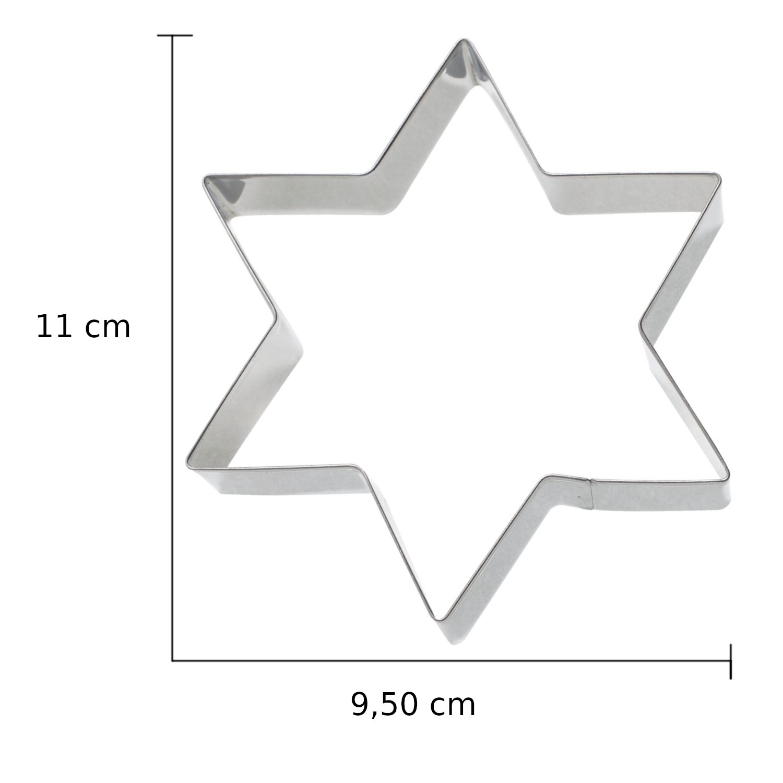 Κουπάτ ανοξείδωτο Big Star 12cm Νο 3512