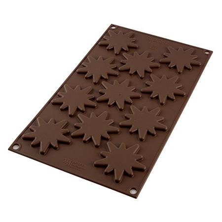 Φόρμα σιλικόνης για σοκολατάκια Choco Flash SF151