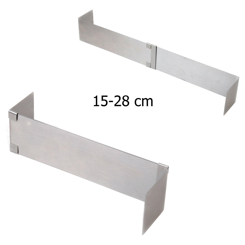 Τσέρκι ορθογώνιο ρυθμιζόμενο με διαχωριστικό 15-48 cm