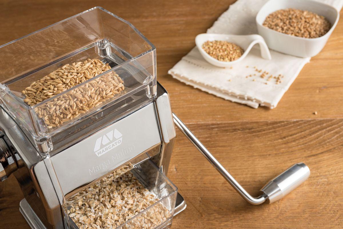 Μηχανή αλέσεως δημητριακών Marcato Marga mulino