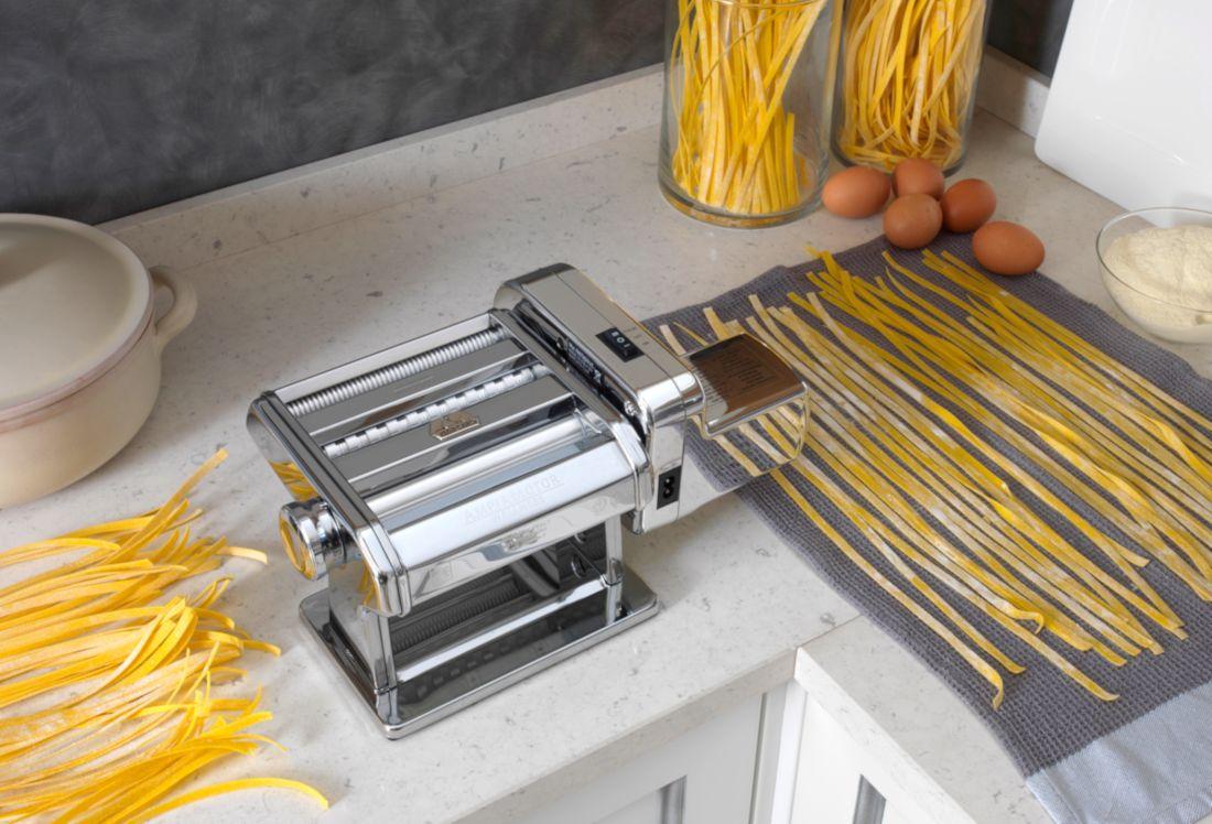 Μηχανή φύλλου/ζυμαρικών ηλεκτρική Ampiamotor