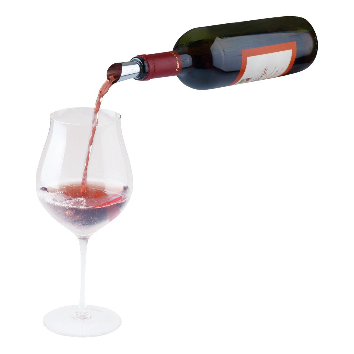 Πλαστική ροή σερβιρίσματος κρασιού σετ 3 τεμ