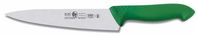 Μαχαίρι σεφ 16 εκ. πράσινη λαβή HRC Prime