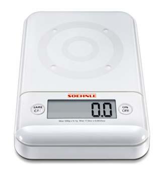 Ζυγός κουζίνας ηλεκτρονικός Ultra 2.0 500 gr