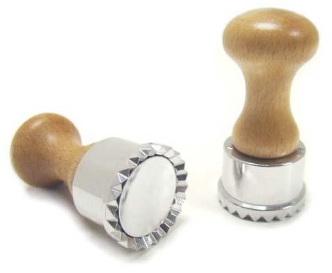 Σφραγίδα στρογγυλή για ραβιόλι με μηχανισμό