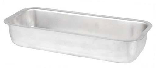 Φόρμα ορθογώνια αλουμινίου Νο 30
