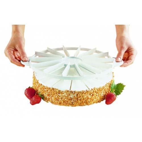 Διαχωριστής τούρτας πλαστικός