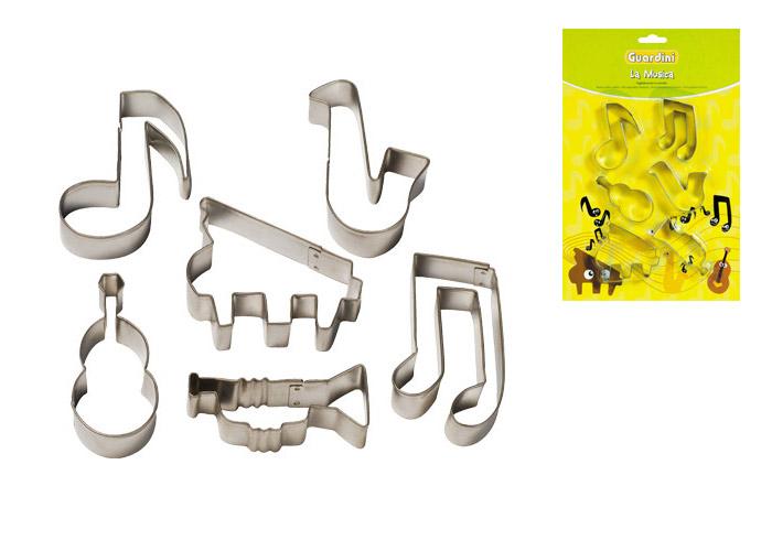 Κουπάτ μεταλλικά La musica-μουσική