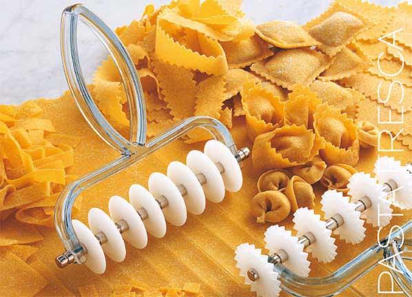 Πολλαπλή ρόδα ζύμης Speedy Pasta με 8+6 δίσκους