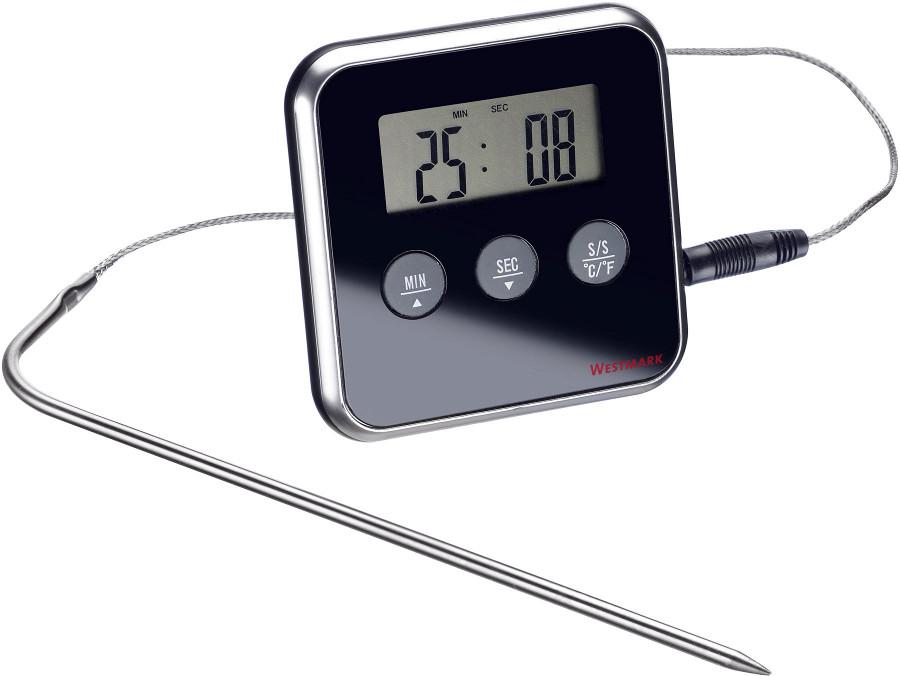 Θερμόμετρο ψηφιακό με καλώδιο
