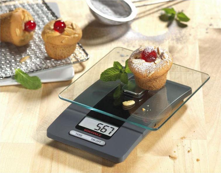 Ψηφιακή ζυγαριά κουζίνας 5kg Fiesta