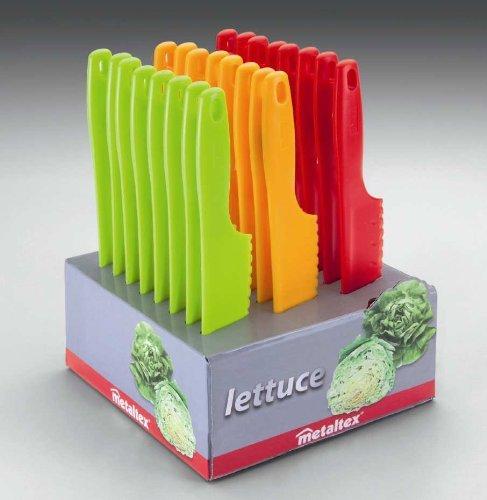 Μαχαίρι λαχανικών πλαστικό Lettuce
