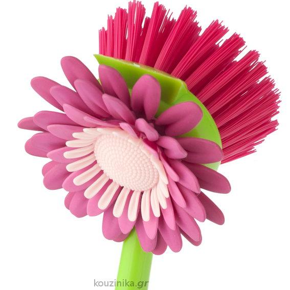 Flower power θήκη υγρού πιάτων