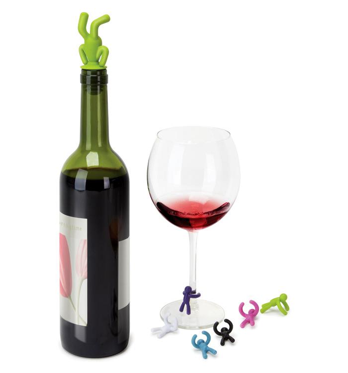 Buddy σετ 7 τεμ. αξεσουαρ κρασιού