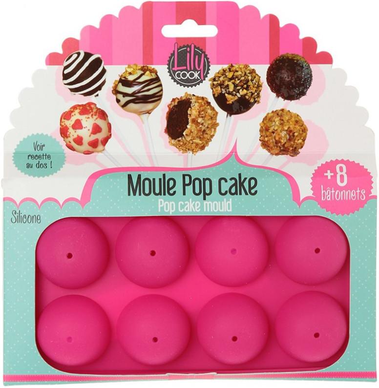 φόρμα σιλικόνης για Cake Pops