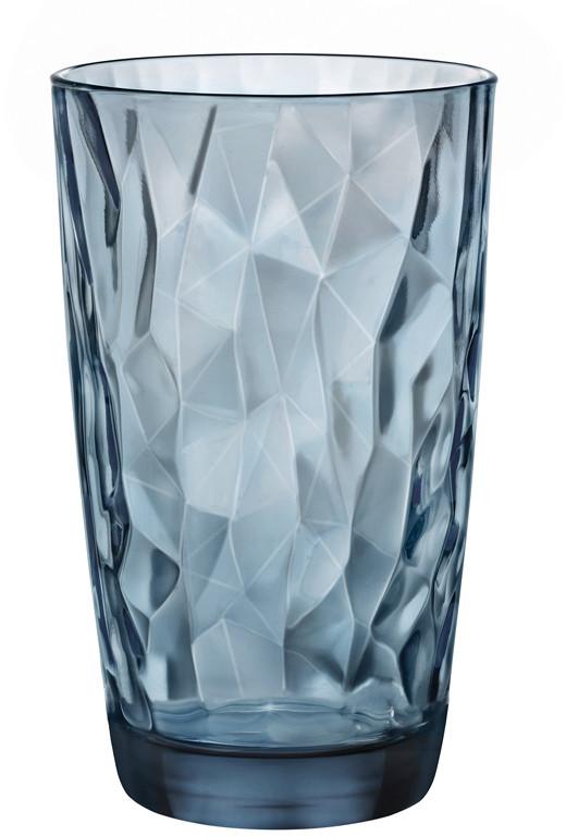 Ποτήρι Diamond Cooler Ocean Blue