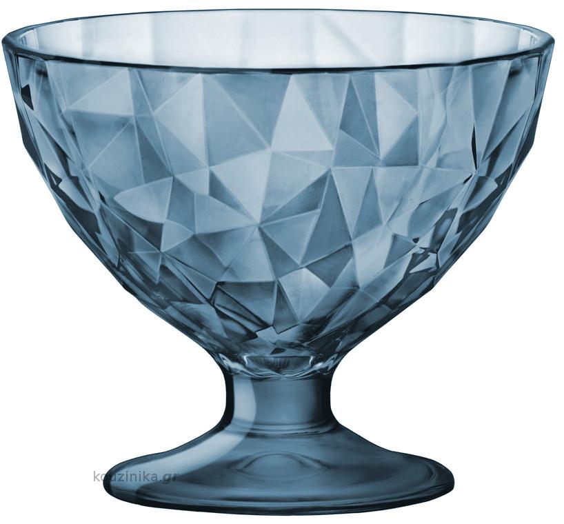 μπωλ παγωτού Diamond Ocean Blue