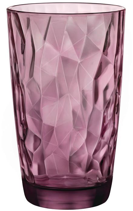 Ποτήρι Diamond Cooler Rock Purple