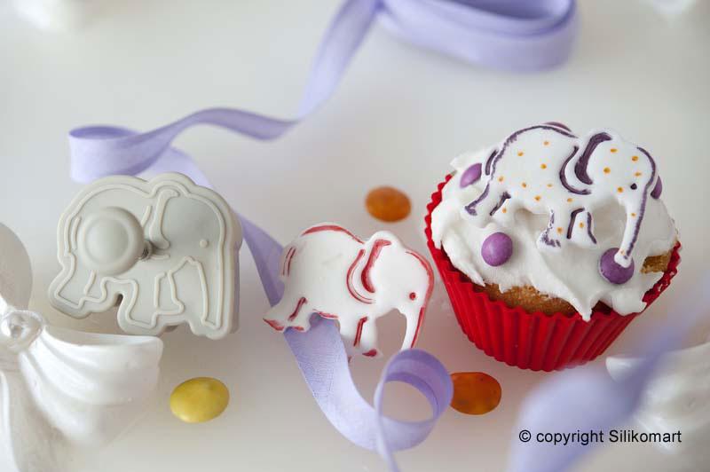 Wonder cakes μίνι κουπατ Animals