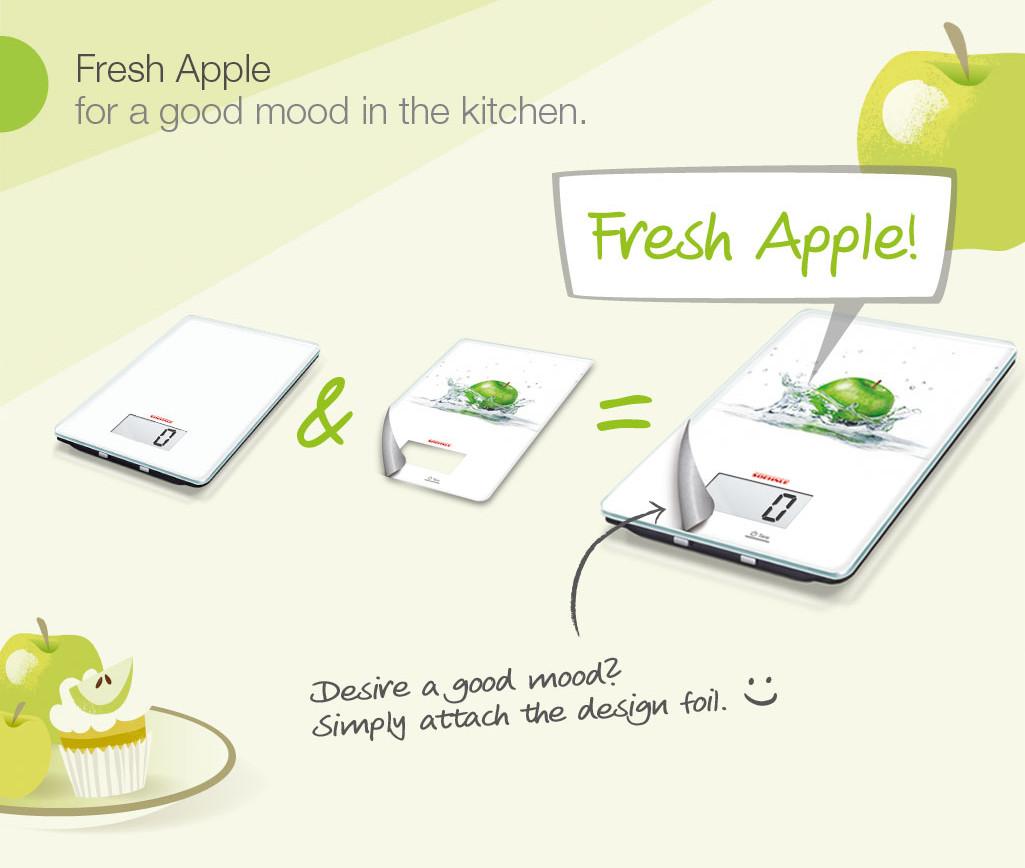 ζυγαρια mix & match fresh apple-1