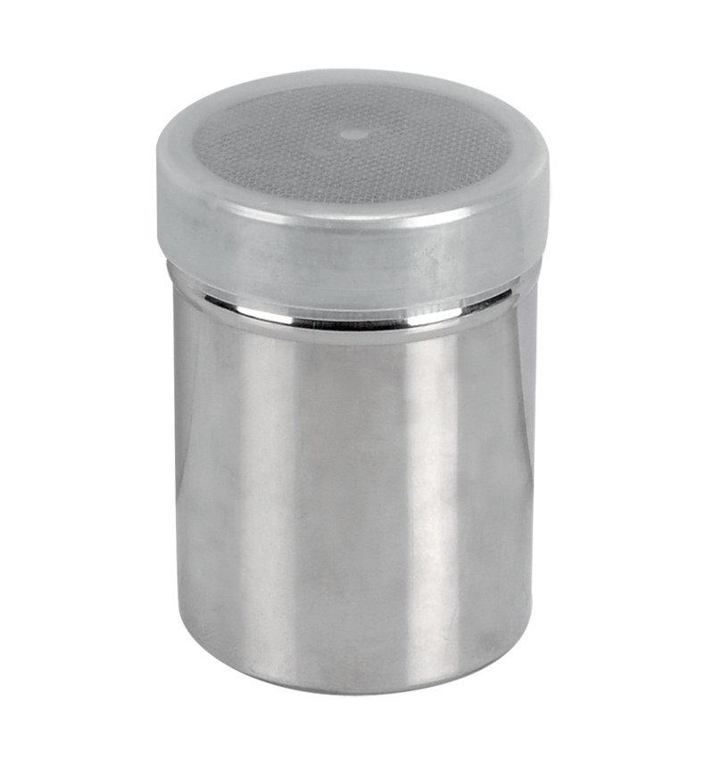Αχνηρίχτης INOX με πλαστικό καπάκι
