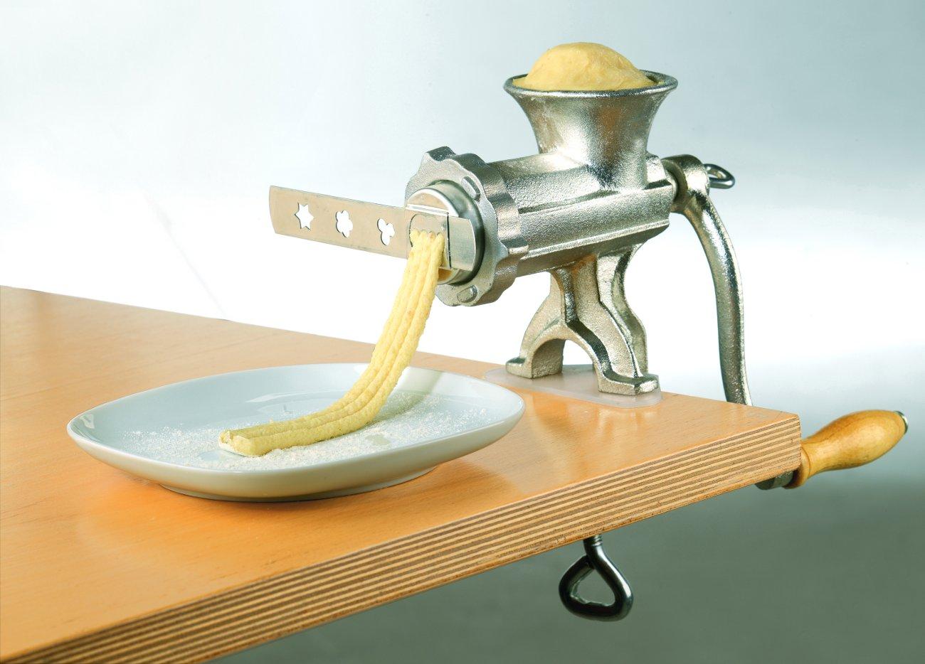 Επιστόμιο ζαχαροπλαστικής μηχανής κιμά Νο 8
