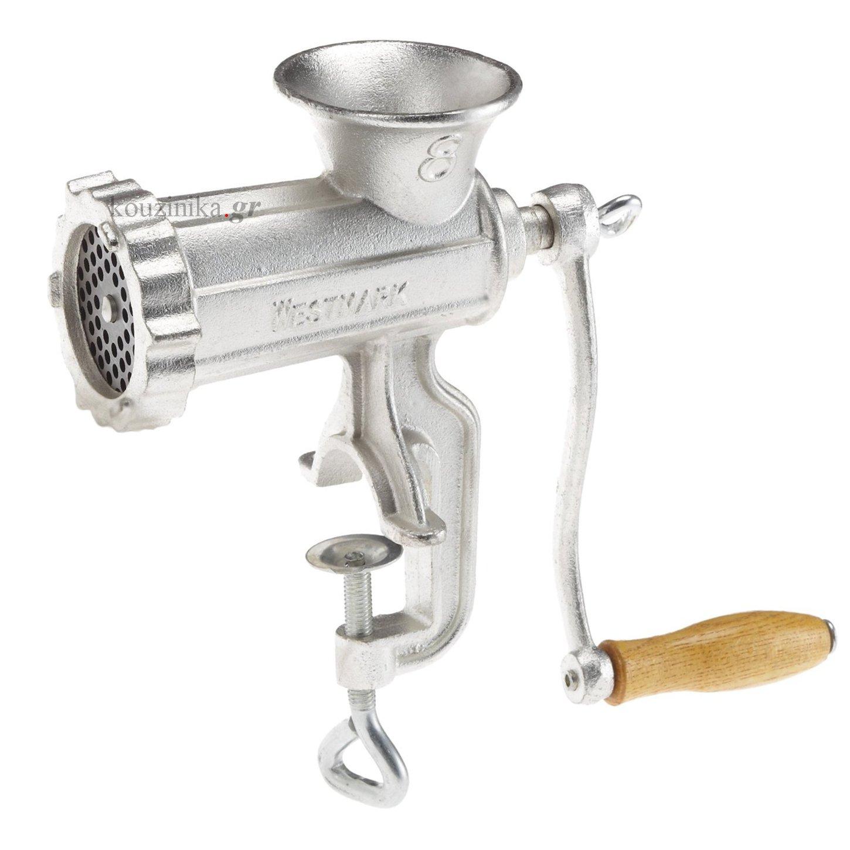 Μηχανή κιμά μαντεμένια Νο 8 Westmark