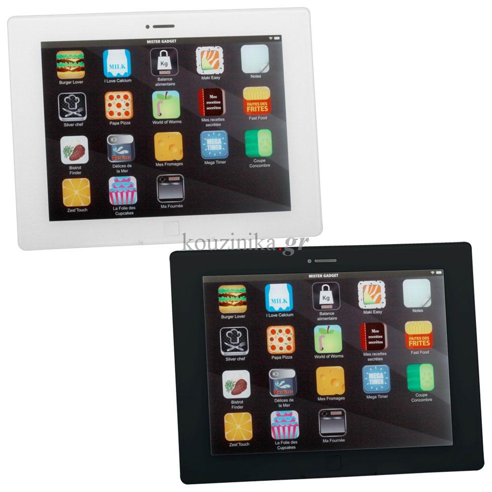 Βάση κοπής γυάλινη Tablet 40 x 30 cm