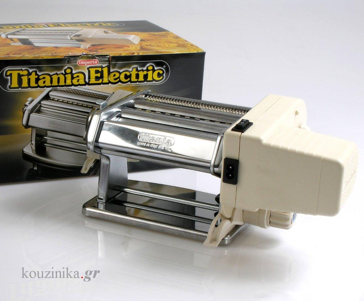 Μηχανή ζυμαρικών ηλεκτρική Imperia Titania