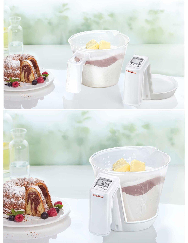 Ψηφιακή ζυγαριά κουζίνας Soehnle Baking Star 3 kgr