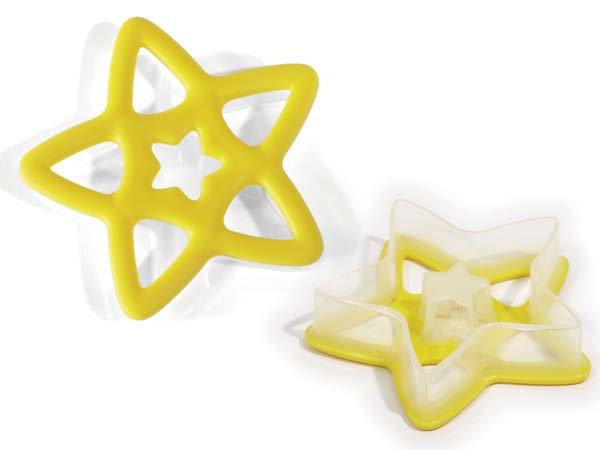 Κουπάτ πλαστικό Star Silikomart ACC078