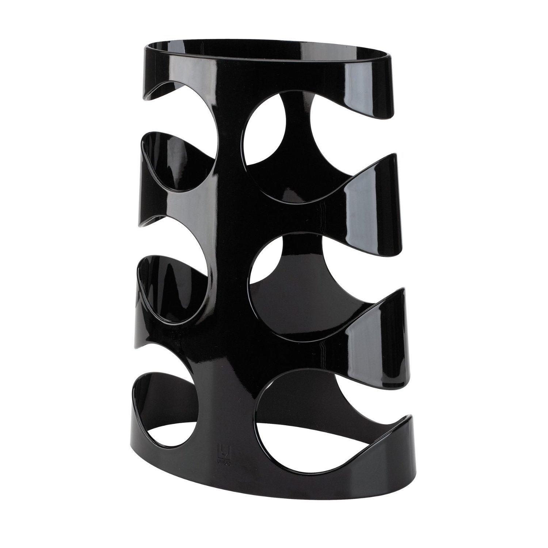 Umbra Grapevine μαύρη ακρυλική κάβα 6 θέσεων