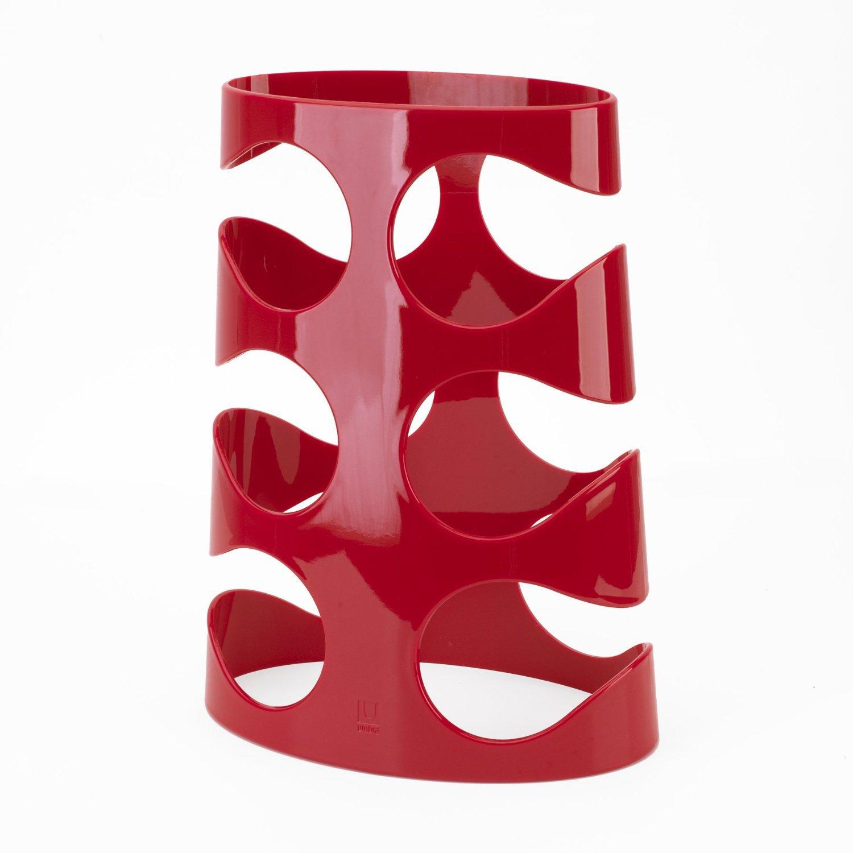 Umbra Grapevine κόκκινη ακρυλική κάβα 6 θέσεων