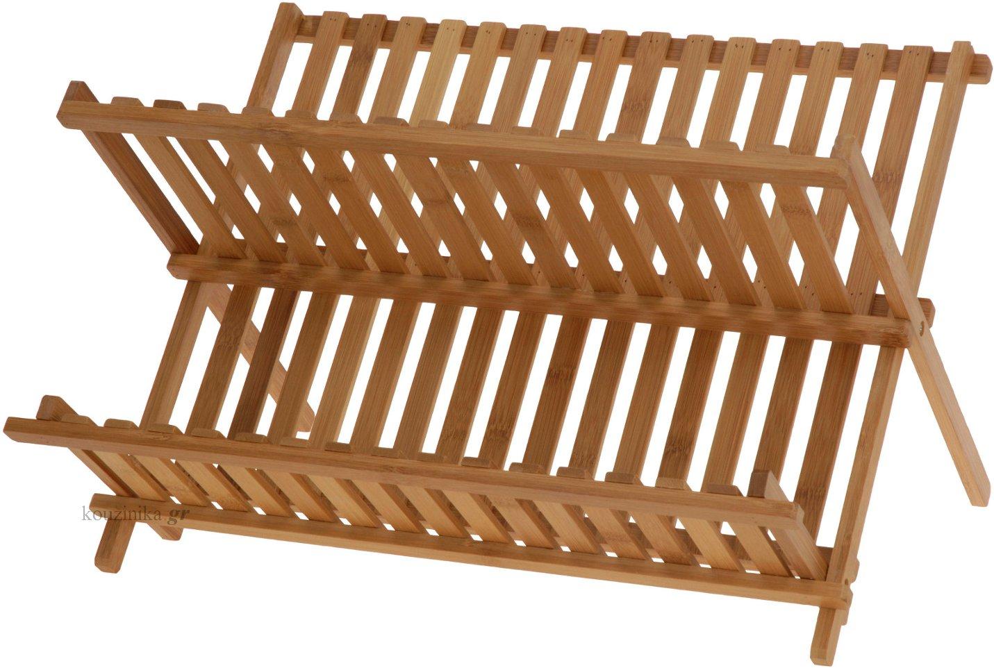 Bamboo πιατοθήκη