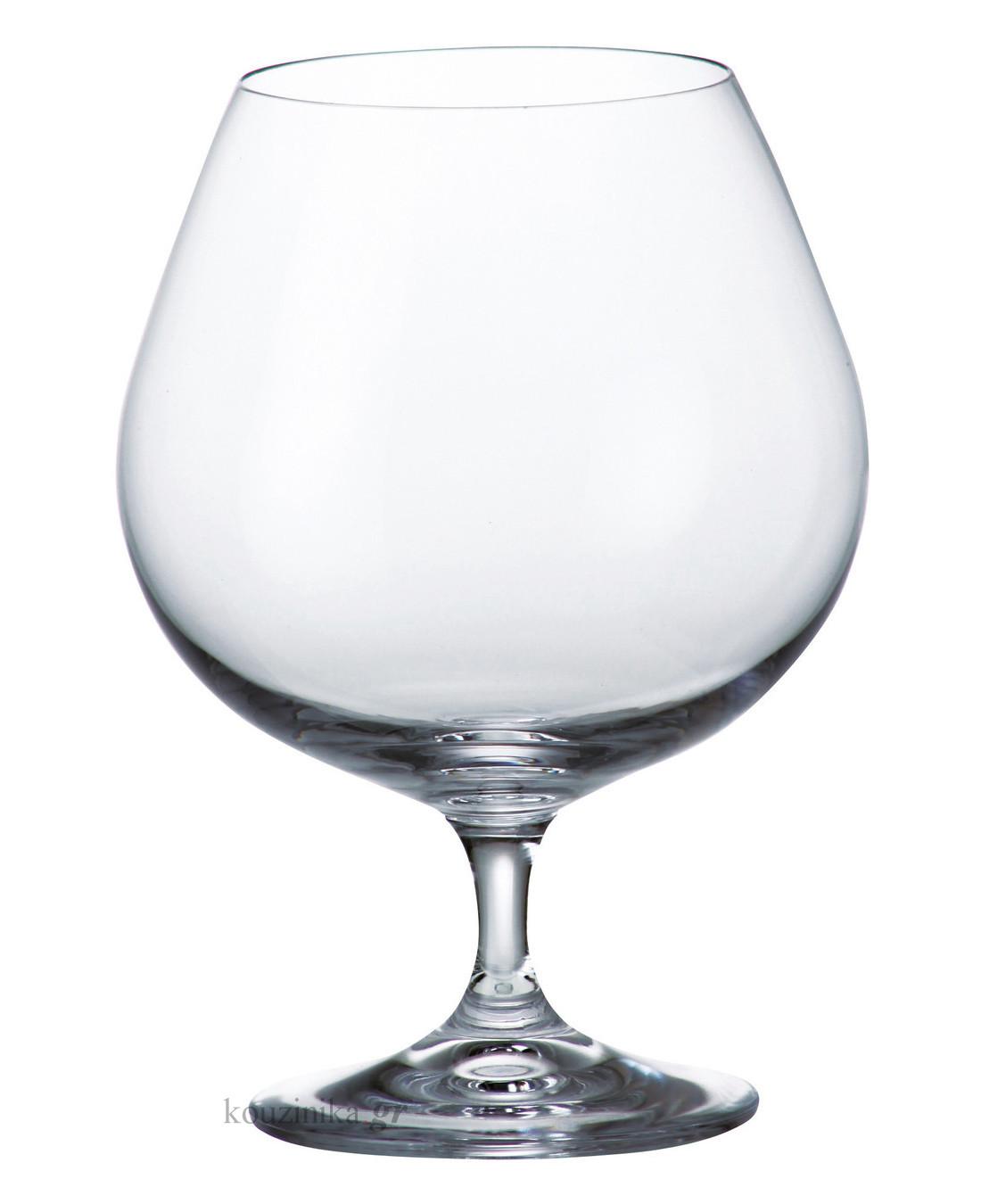 Ποτήρι κονιάκ Bohemia Gastro 690 ml
