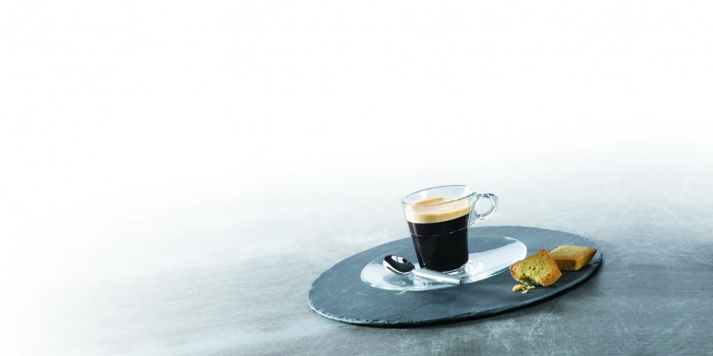 Φλυτζάνι espresso γυάλινο Duralex Caprice σετ 6 τεμ.