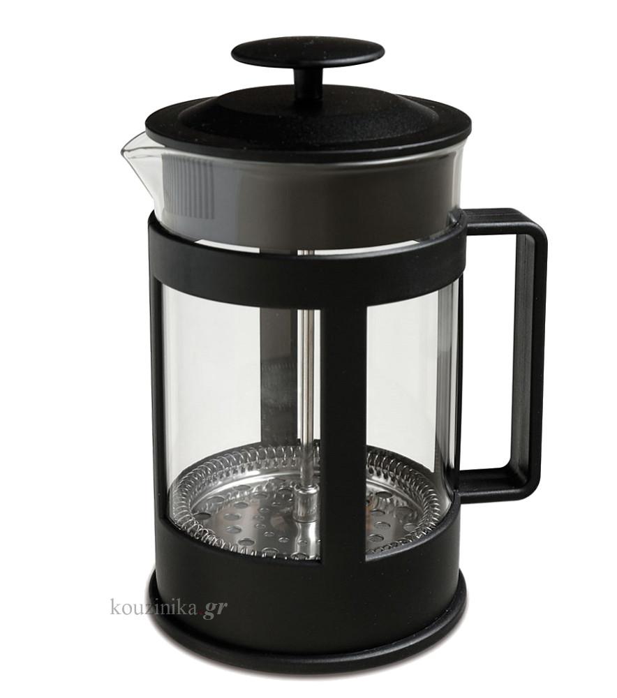 Καφετιέρα-τσαγιέρα με πρέσα 800 ml
