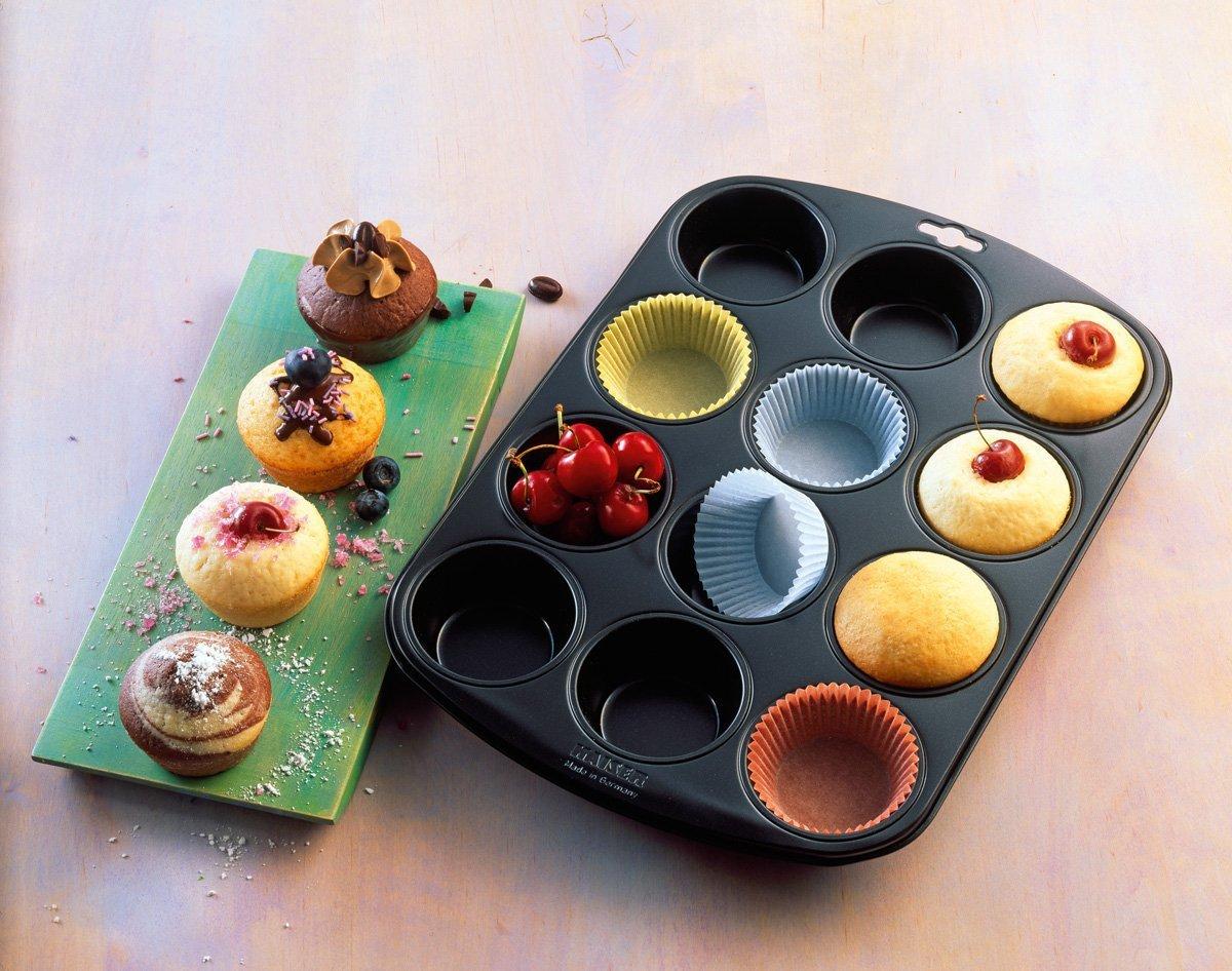 Kaiser δίσκος ψησίματος για 12 muffins