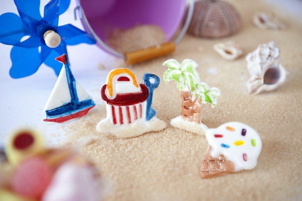 Wonder cakes μίνι κουπατ Summer ACC 096